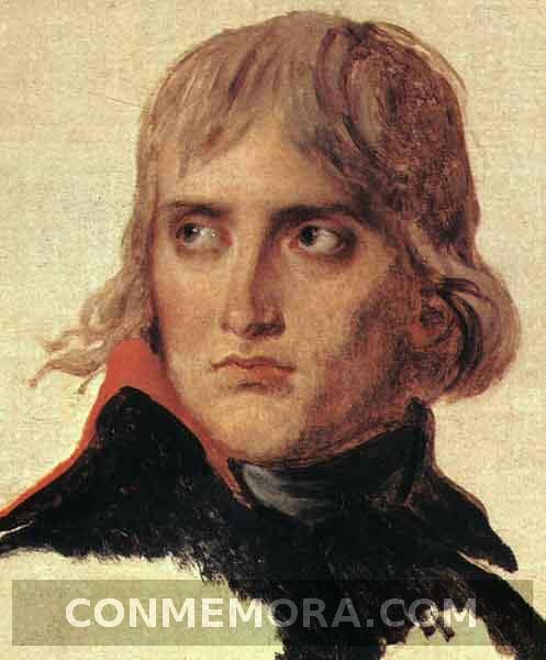 Napoleón Bonaparte, militar y estadista francés
