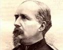 El militar francés Pierre Marie Philippe Aristide Denfert-Rochereau