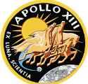 Insignia de la misión Apolo XIII