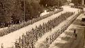 Tropas alemanas entran en Riga el 3 de septiembre de 1917